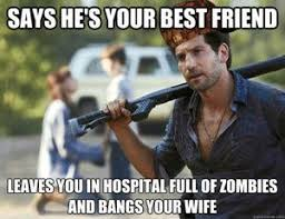 In the most biting Walking Dead memes, everybody hates Lori ... via Relatably.com