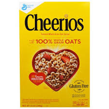 General Mills, Сухой завтрак <b>Cheerios</b>, <b>12</b> унций(<b>340</b> g) – отзывы ...