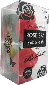 <b>Массажер для точечного</b> массажа тела Роза Rose spa tsubo oshi ...