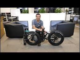 """<b>Fiido M1</b> 20"""" Fat Tire <b>E</b>-<b>bike</b> Unboxing: The Batmobile in Real Life ..."""