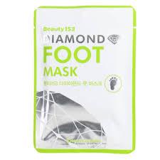 <b>Маска</b>-носочки для <b>ног</b> Beauugreen Beauty153 <b>Diamond</b> Foot <b>Mask</b>
