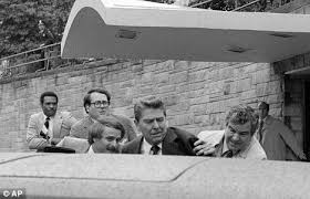 「president reagan escaped from assassination」の画像検索結果