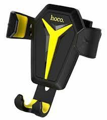 ᐉ Автомобильный <b>держатель HOCO CA22</b> - <b>Black/Yellow</b>: купить ...