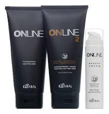 <b>Выпрямляющий крем для окрашенных</b> и слабых волос Online ...
