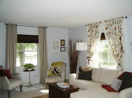 how to hang curtains simply chic living room chic living room curtain