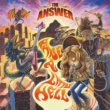 THE <b>ANSWER</b> | <b>Raise</b> a little hell - Nuclear Blast