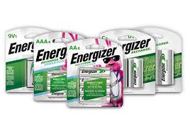 <b>Rechargeable Batteries</b>