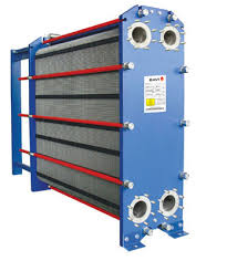Image result for plate and frame heat exchanger