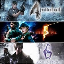 <b>Набор</b> Resident Evil «<b>3</b> в 1»