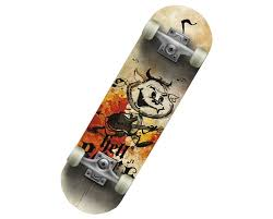 СК Спортивная коллекция <b>Скейтборд</b> SC <b>Hellboy</b> JR Mini-board ...