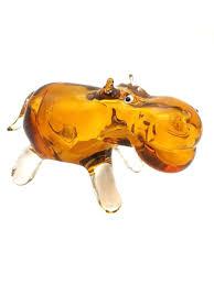 <b>Фигурка</b> Бегемот 18х12см <b>Art Glass</b> 12340857 в интернет ...