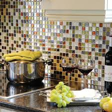 Backsplash Kitchen Tile Backsplashes Countertops Backsplashes Kitchen The Home Depot