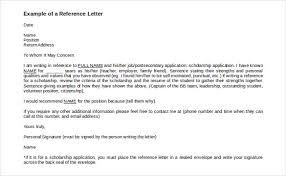 Letters Of Recommendation For Graduate School    Free Documents