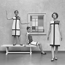 The Mondrian collection of Yves Saint Laurent - Wikipedia