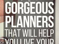 9 best Planners images on Pinterest | Organizers, Life planner and ...