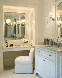 bathroom mirrors and lights t m l bathroom makeup lighting