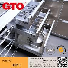 soft close drawers box: h  drawer boxes kitchen drawer runners