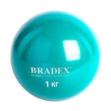 Характеристики модели <b>Медбол BRADEX</b> SF 0256, 1 кг на ...