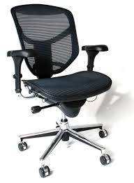 l awesome black mesh ergonomic office chairs with padded t bar arms for wrist and arm support plus polished chrome base using dual wheel casters awesome office chair image