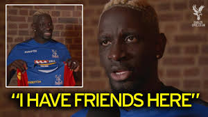 mamadou sakho has first interview since crystal palace loan move video thumbnail mamadou sakho reveals which palace player rang him after crystal palace switch