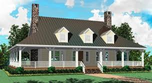Rustic house plans  Wrap around porches and Rustic houses on Pinterest