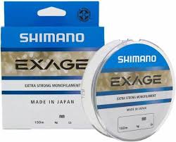 <b>Леска Shimano Exage 150м</b>. d=0.205 New - РыбачОК ...