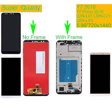 Online Shop <b>10Pcs</b>/lot For <b>Huawei</b> Y7 2018 LCD LDN-L01 LDN-L21 ...
