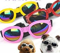 2018 <b>Dog Goggles Fashion Pet</b> Dog Sunglasses Eye Wear Dog ...
