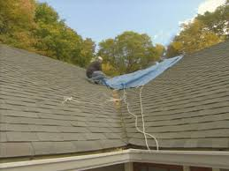 roof repair place: take time and be patient on roof repair