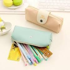 Buy 'Cute Essentials – Snap Button <b>Pencil</b> Case' with Free ...