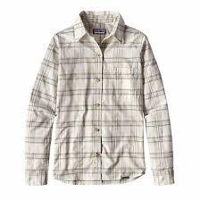 <b>Рубашка Patagonia</b> W's <b>Long</b>-<b>Sleeved</b> Island Hopper II Shirt