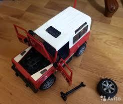 <b>Bruder Land Rover</b> пожарный внедорожник - Личные вещи ...