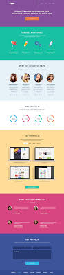 cuda single page portfolio template html html templates cuda single page portfolio template