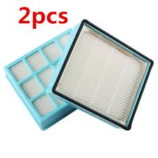 <b>2pcs</b> Vacuum Cleaner <b>Filter Accessories</b> Parts <b>Hepa Filter</b> For ...