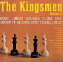 The Kingsmen, Vol. 2