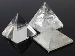 Image result for crystal pyramid pictures