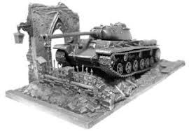 <b>Танк КВ-1С</b> с подставкой (1:72) | Игры оптом, издательство ...