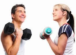 Resultado de imagen para ejercicios  gimnasio mixtos