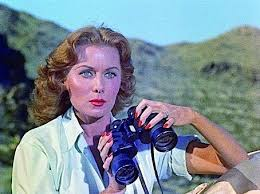 Image result for 3-d images for 1953 movie inferno