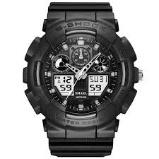 <b>SMAEL</b> Brand Watch Men Sport <b>LED Digital</b> Male ClockWristwath ...