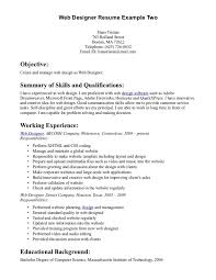 web designer resume 50 awesome resume designs that will bag the job hongkiat web designer resume web design resume example