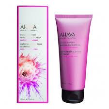 Минеральный <b>крем для рук</b> AHAVA Deadsea Water кактус и ...