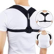 Buy KTM Healthcar Back Shoulder <b>Posture</b> Corrector Adjustable ...