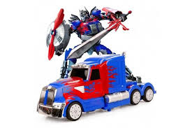 <b>Робот трансформер</b> MZ Optimus Prime - MZ-2335X | роботы с ...