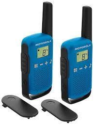 Детские <b>рации Motorola TALKABOUT T42</b> red - комплект из 2 ...