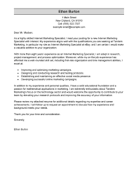 Communications Specialist Cover Letter Sample   Job and Resume