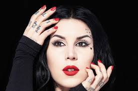 Fans take issue with <b>Kat Von D's</b> new tarot-inspired collection ...
