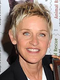 Talk show host Ellen DeGeneres, who became a full-time judge on the show during its ninth season, is bowing out of ... - ellen-degeneres-240
