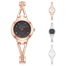 <b>Lvpai</b> New Brand <b>Luxury Watches Women's</b> Bracelet Quartz Crystal ...