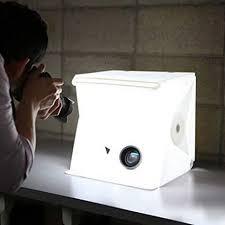 CiaraQ <b>Photo</b> Studio Tent, <b>Mini Foldable Photography</b>: Amazon.co ...